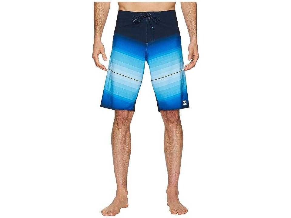 Billabong Fluid X Boardshorts (Blue) Men