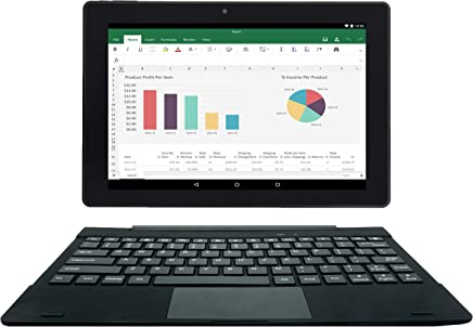 [2 Bonus Item] Simbans TangoTab 10 Inch Tablet + Keyboard...