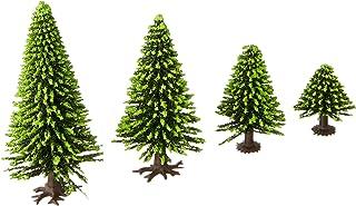 Noch 32825 Spruce Trees 3.5-9Cm 25/ N,Z Scale  Model Kit