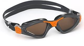 عینک شنا Aqua Sphere Kayenne شنا - ساخته شده در ایتالیا - عینک ضد شنا برای محافظت در برابر اشعه ماوراء بنفش بزرگسالان