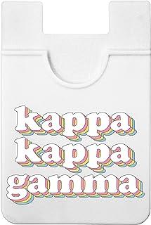 Kappa Kappa Gamma - Retro Koala Pouch - Adhesive Cell Phone Wallet