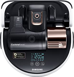 Samsung POWERbot R9250 Robot Vacuum Large Dust Bin Ideal for Carpets & Hard Floors Works with