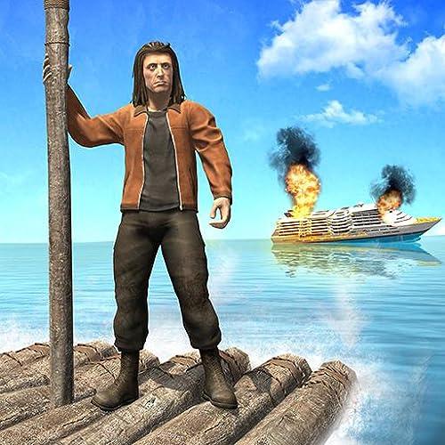 Kreuzfahrtschiff Hero Survival: Island Escape-Simulationsspiel 3D