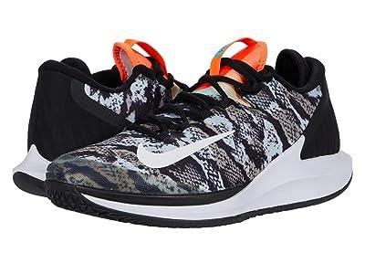 Nike Court Air Zoom Zero HC (Photon Dust/White/Black/Hyper Crimson) Men