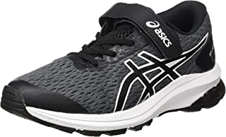 ASICS GT-1000 9 PS 1014A151-004, Kids Running Shoes,Sports Shoes, Black, K13H UK