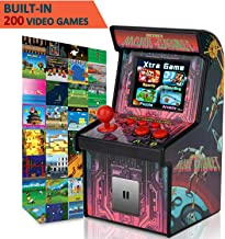 GBD Kids Mini Retro Arcade Game Cabinet Machine 200 Classic Handheld Video Games 2.5