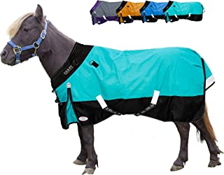 Best mini horse turnout blanket Reviews