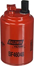 Baldwin BF46048 Heavy Duty Fuel Filter (Spin-On 3-11/16 in. O.D.)