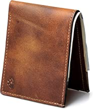 Bifold Wallet   Made in USA   Mens Leather Bifold Wallets   Main Street Forge