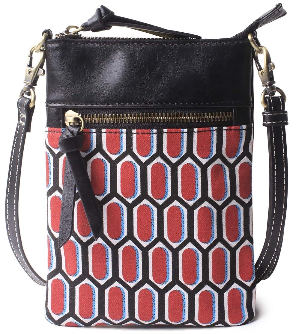 Original Womens Small Crossbody Bag Vegan Leather Cell Phone Purse Holder Wallet Functional Multi Zip Pocket For Women pwujtmzn6