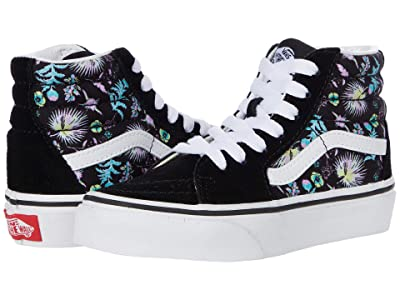 Vans Kids SK8-Hi (Little Kid) ( Girls Shoes