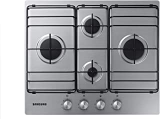 Samsung Elettrodomestici NA64H3110BS Plan de cuisson à gaz 60 cm Inox