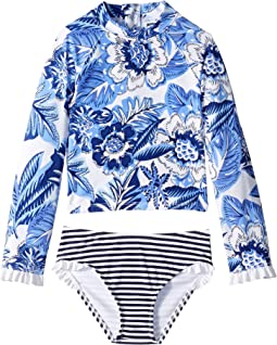 Rashguard Two-Piece Swim (Toddler/Little Kids/Big Kids)