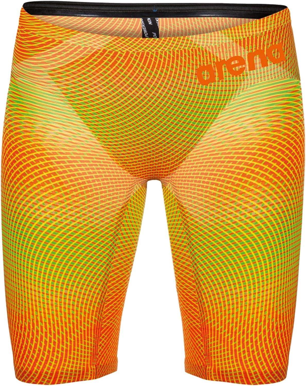 Arena Carbon Air2 Jammer  Lime orange