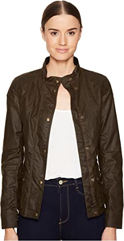BELSTAFF - Longham Signature 6 oz. Wax Cotton Jacket