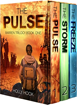 The Barren Trilogy Box Set [Books 1-3][A Teen Post Apocalyptic Series]