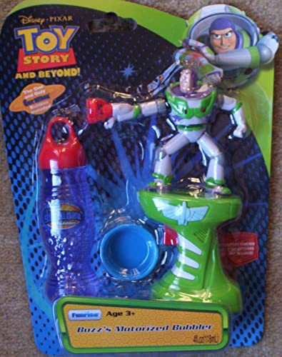 Disney Toy Story Buzz's Motorized Bubbler by Disney