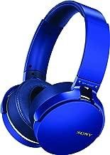 Sony XB950B1 Extra Bass Wireless Headphones with App Control, Blue