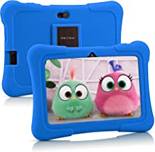Pritom Kinder-Tablet 7 Zoll Quad Core Android 10,16 GB ROM, WiFi, Bedienungsanleitung,..