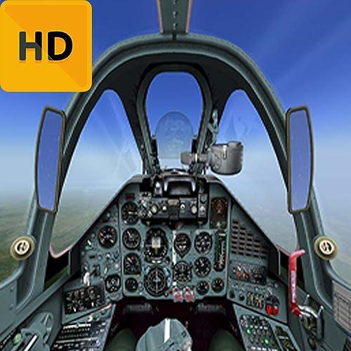 Cockpit View HD FREE Wallpaper
