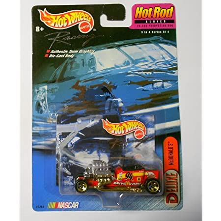 Details about  /Hot Wheels Particle Accelerator McDonald 2002 #6  New Never Opened