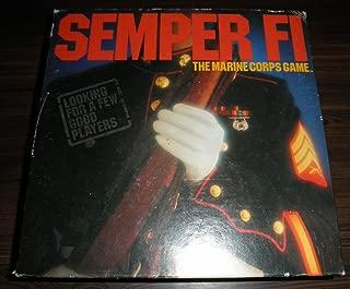 Semper Fi The Marine Corps Game