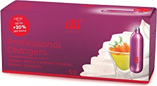 iSi N2O Professional Whipped Cream Chargers (100)