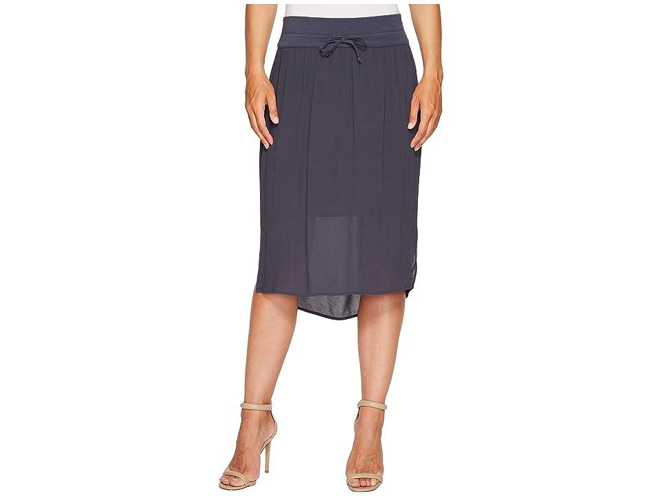 NIC+ZOE Radiance Skirt (Slate) Women