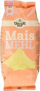 Bauckhof Mais-Vollkorn-Mehl glutenfrei, 500 g
