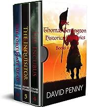 The Thomas Berrington Historical Mysteries: Books 4 - 6 (Thomas Berrington Historical Mystery Book 102)