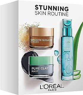 L'Oreal Paris Skin Expert Stunning Skin Routine