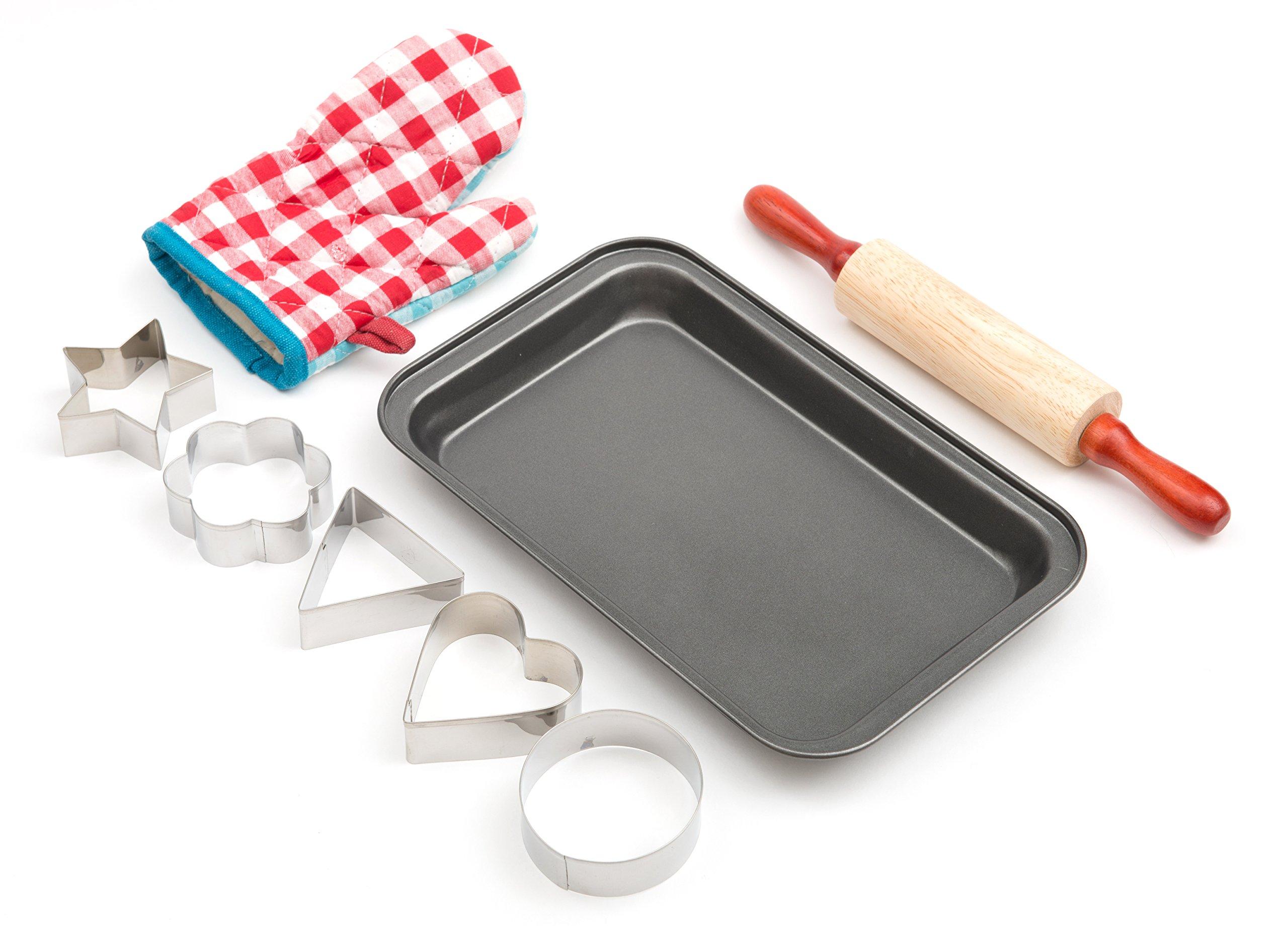 Kids Real Baking Gift Set for Kids/Teens 8 pcs  sc 1 st  Amazon.com & Baking Gift Sets: Amazon.com