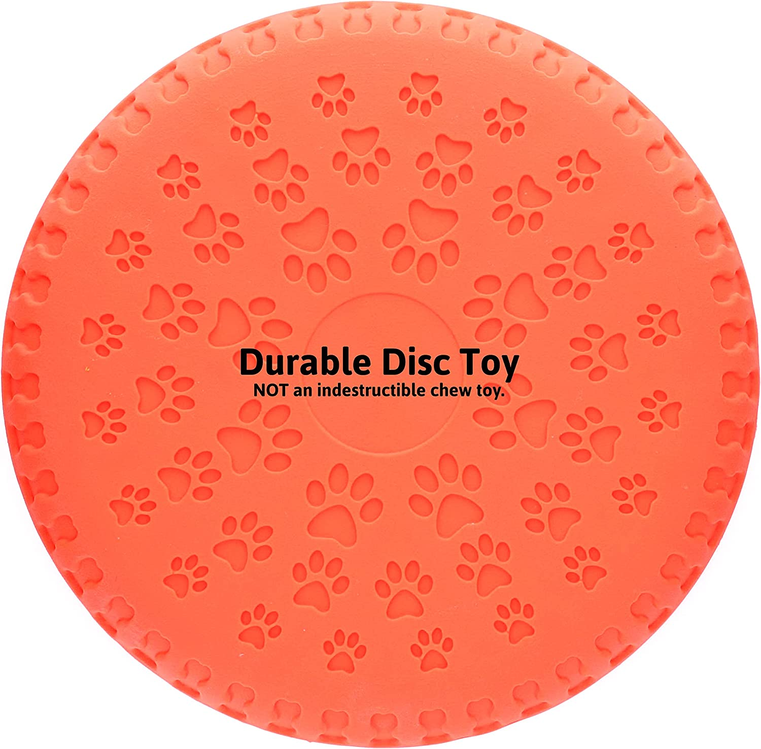 Raw Paws Durable Flying Disc for - Alternative dealer Soft Over item handling ☆ Toys Fetch Frisbe Dogs