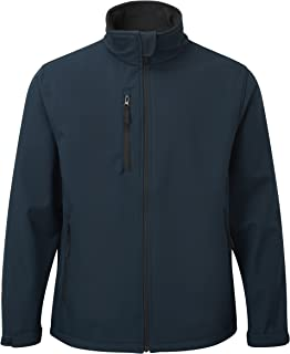Fortress 204/NV-S Small Selkirk Soft Shell Jacket - Blue