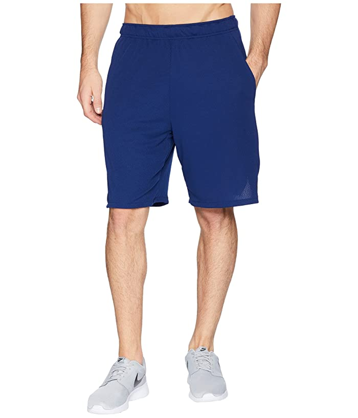 Nike Dri-FIT 9 Training Short (Blue Void/Black) Men