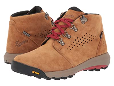 Danner 4 Inquire Chukka (Brown/Red) Women
