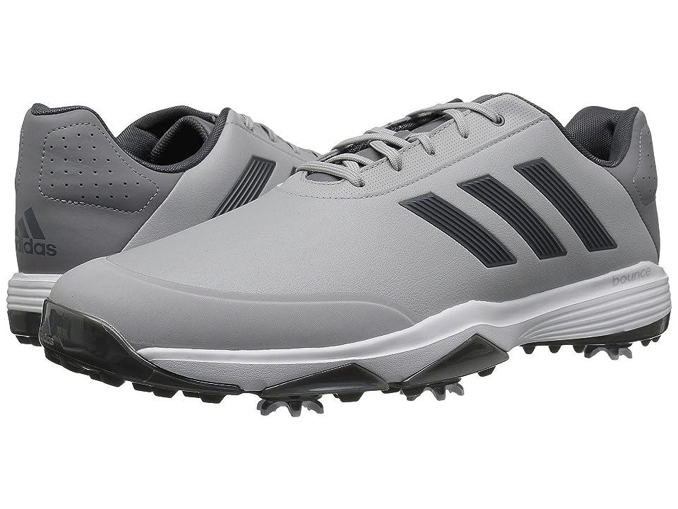adidas Golf Adipower Bounce (Grey Two/Grey Five/Grey Three) Men