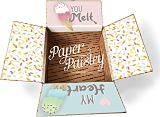 You Melt My Heart Care Package Sticker Kit