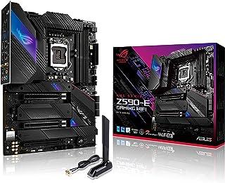 ASUSTek Intel Z590 搭載 第10世代・11世代 CPU 対応 Socket 1200 対応 マザーボード ROG STRIX Z590-E GAMING WIFI 【 ATX 】 【国内正規代理店】