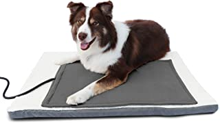 Good Life, Inc. WarmPet: Therapeutic Waterproof Infrared Heated Dog & Cat Pet Mat for Indoor Or Outdoor Use - New