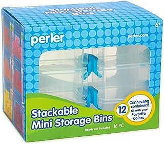 Perler Plastic Fused Beads, Various, 18.41 x 14.6 x 13.33 cm