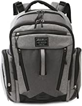Eddie Bauer Back Pack Diaper Bag, Grey Heather