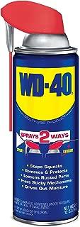 WD-40 Multi-Use Product with SMART STRAWSPRAYS 2 WAYS, 12 OZ