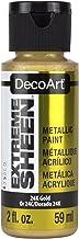 DecoArt 2 Ounce, 24K Gold Extreme Sheen Paint, 1
