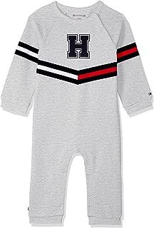 TOMMY HILFIGER Baby Baby Stripe Print Cotton Footless Bodysuit
