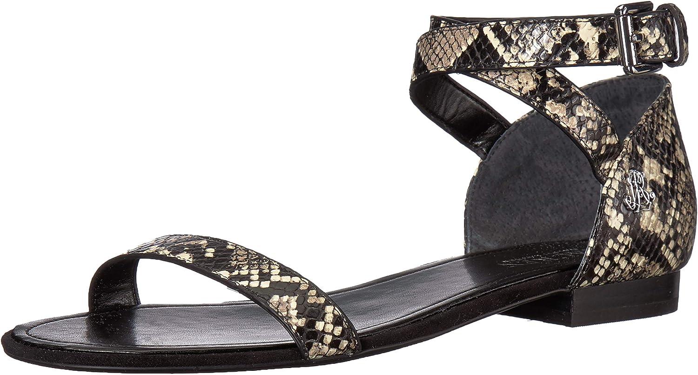 Ralph by Lauren 40% OFF Cheap Sale Women's Davison Sandal Super Special SALE held Flat