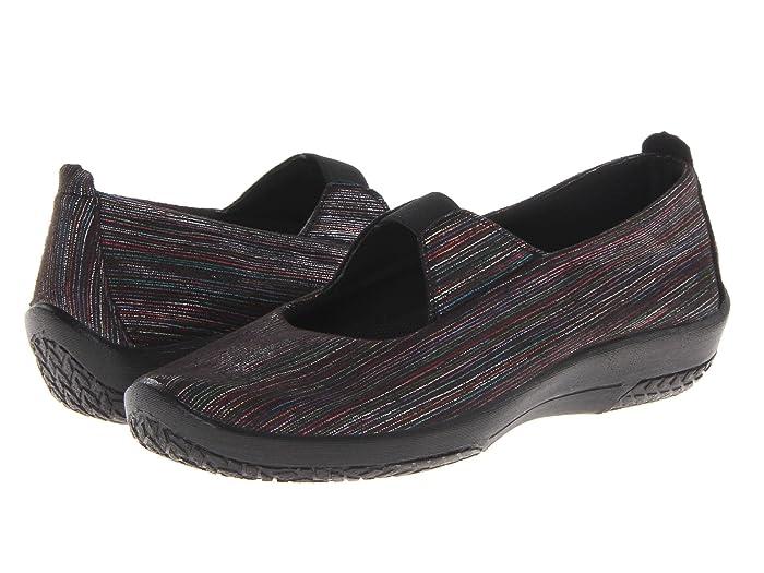 Arcopedico  Leina (Black) Womens  Shoes