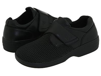 Propet Adaptive Olivia Medicare/HCPCS Code = A5500 Diabetic Shoe (Black) Women