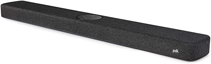 Polk Audio React Sound Bar, Dolby & DTS Virtual Surround Sound, Next Gen Alexa Voice Engine with Calling and Messaging Bui...