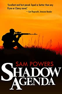 Shadow Agenda: A Joe Brennan Spy Thriller